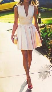 Hunger for style: LWD: claves para un vestido blanco