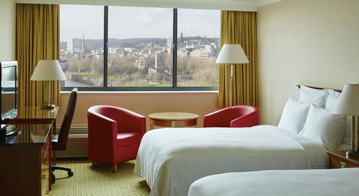 Bristol Marriott Hotel City Centre Bristol In the heart of Bristol, close to all of the city centre's businesses, shops and attractions, this 4-star family-friendly hotel offers spacious accommodation and modern facilities, including an indoor swimming pool. There is free WiFi in public...