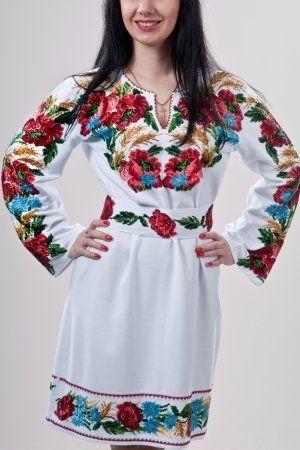Картинки по запросу женские вышиванки платья  5bc20d856e9fb
