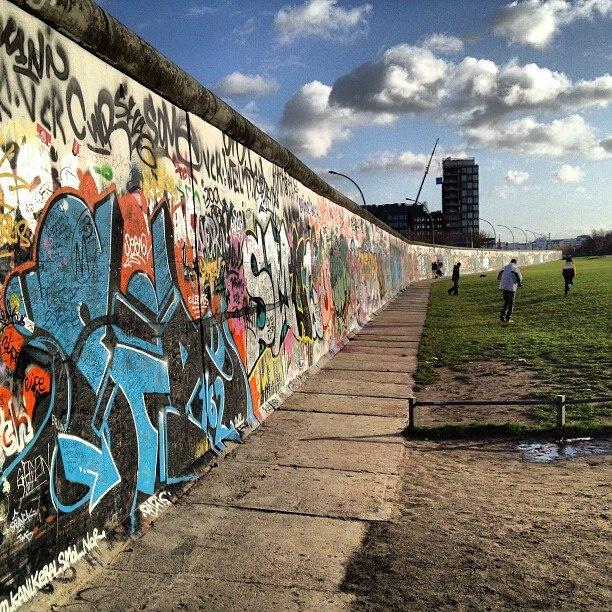 Berlino .... Il Muro