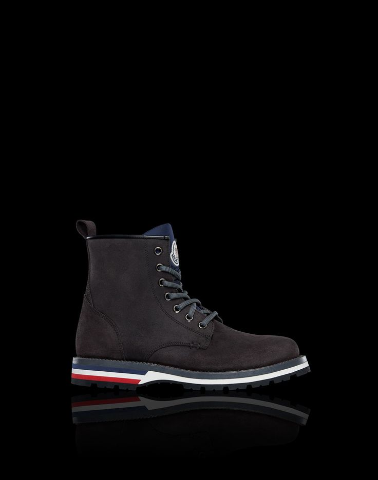 Moncler NEW VANCOUVER in Combat boots for men: find out the product features and shop now directly from the Moncler official Online Store.