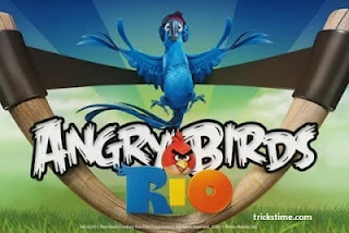 Free Download Angry Bird Rio with Crack and Patch for your PC-As you all know that Angry bird is the famous game in the world.More than 100 million users are playing this game.If you remember few days back we had given you the Official theme of Angry Bird Rio and the trick by which you can play Angry bird game on your favorite Web pages.