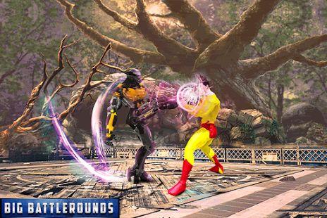 #superheroes #fight #robots #action #battle #bathero #monsterhero #ironhero #spiderhero #environments #combos #challenging #thrilling #android #game