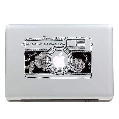 Sticker for Apple Macbook Sticker Laptop Cover Decal Skin Air/Pro Camera