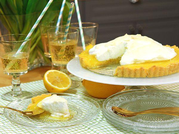 Citronpaj med maräng | Recept från Köket.se