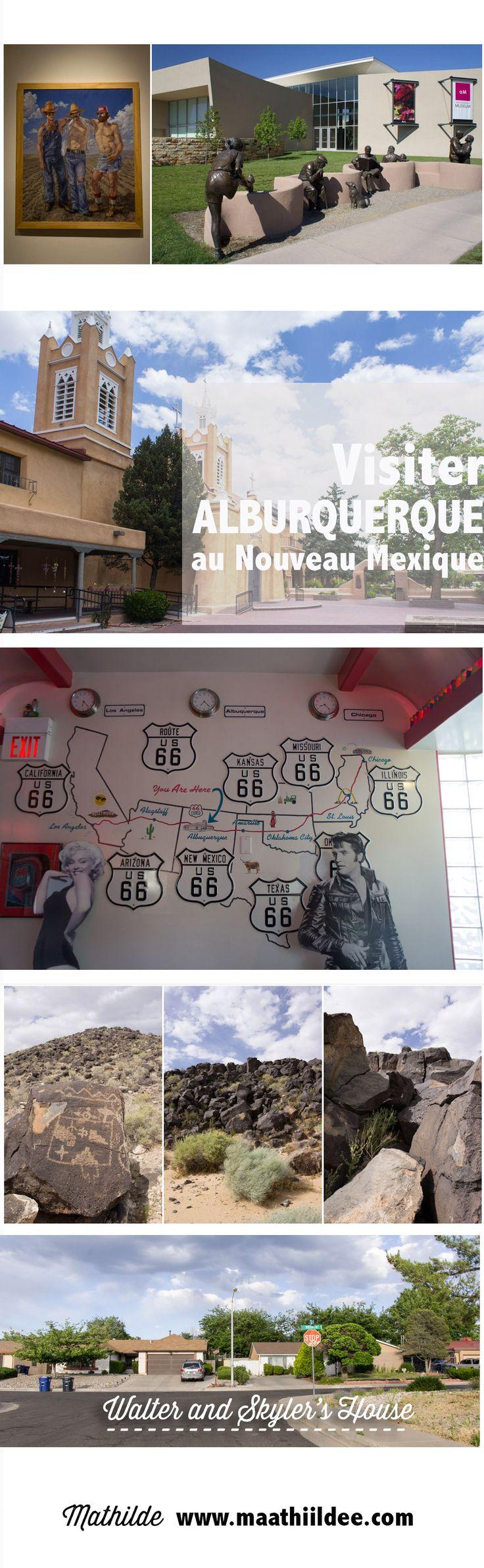 Faut-il visiter la capitale du Nouveau Mexique ? Rendue célèbre dernièrement par la série Breaking Bad, c'est une ville au premier regard sans âme, mais qui a réserve de belles surprises.
