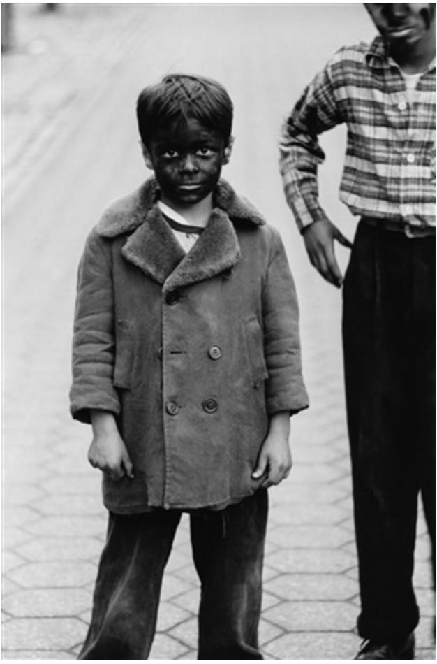 Diane Arbus photographed the out of ordinary in people as a way of letting herself come out in her photography, although her photography didn't follow a set definition of documentary it still is a documentary of members of the public