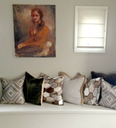 built in bench in master bedroom income property hgtv art courtesy of - Income Property Hgtv
