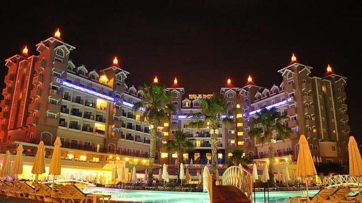 Side Mare Resort - et fantastisk all inclusive hotel for både store og små