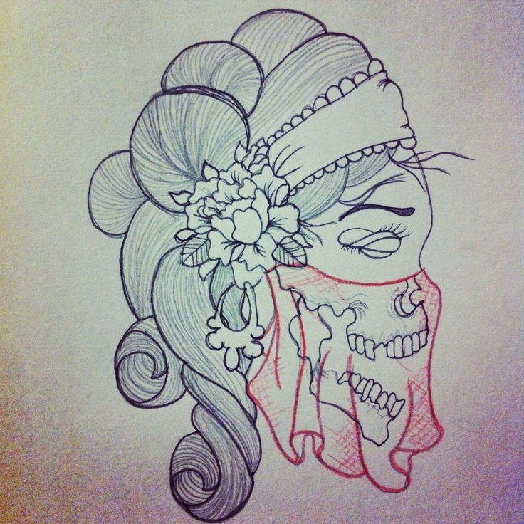 Download Free Gypsy tattoo design: Gypsy Tattoo Tattoo Design to use and take to your artist.