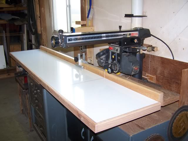 Which are the GOOD Radial arm saws?