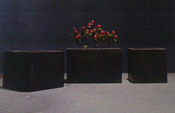 Vasetto in cemento