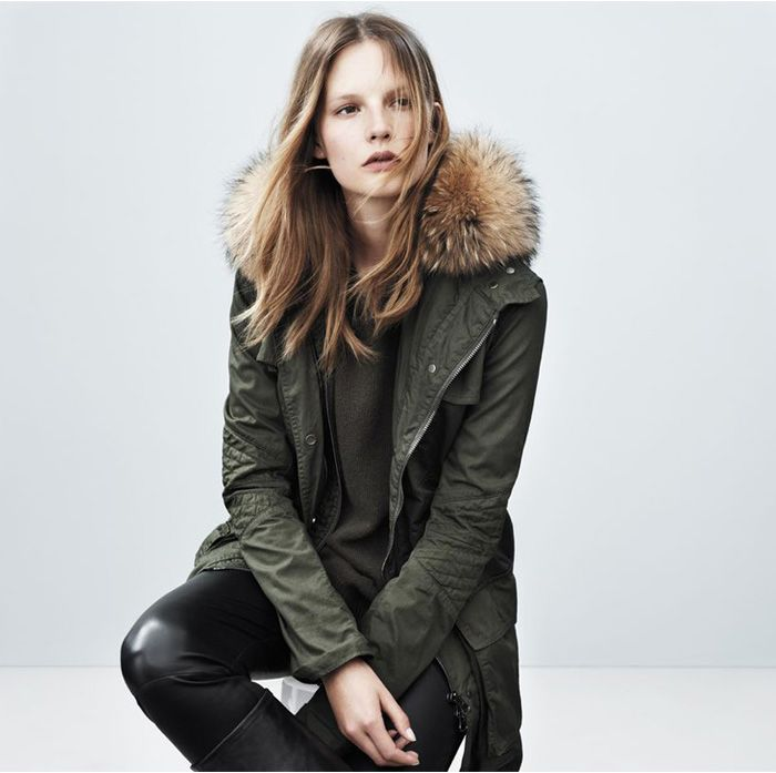 Perfect Parka! Vince Hooded Anorak