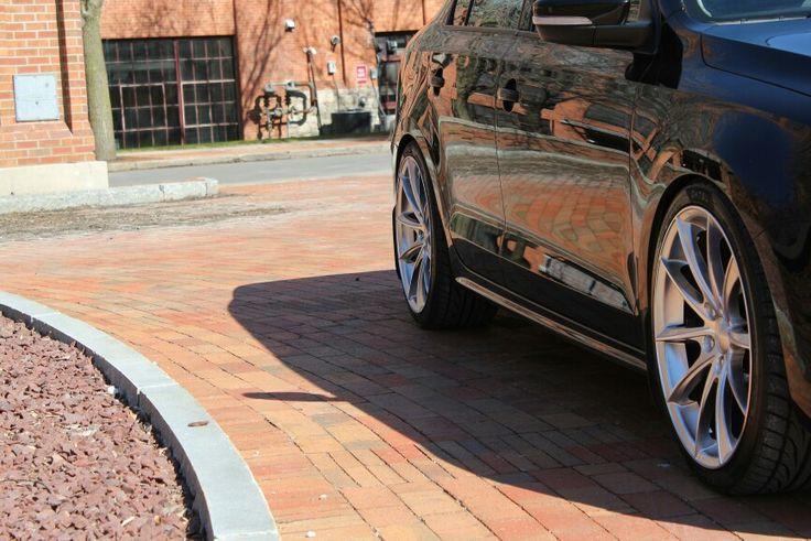 2011 MK6 Volkswagen Jetta SE, Ace Convex wheels, Jay Savage