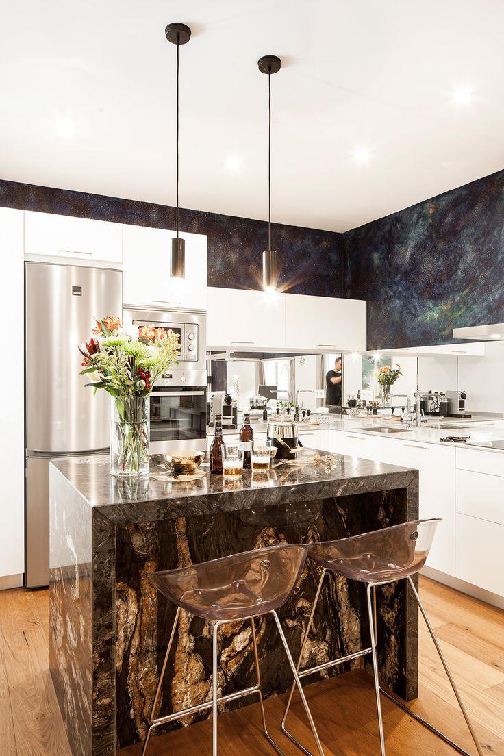Mejores 59 Im Genes De Cocinas En Pinterest Arquitectura Cocina  # Muebles De Cocina Jaque Mate