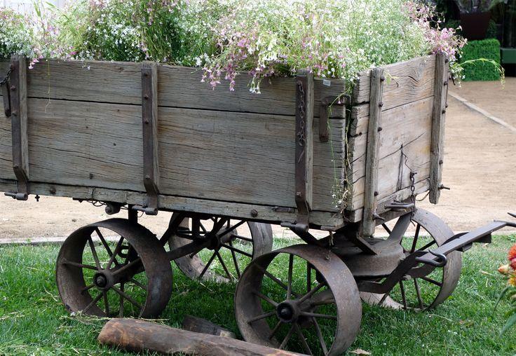 Jardinera VD 2015, Antigüedades Carroza