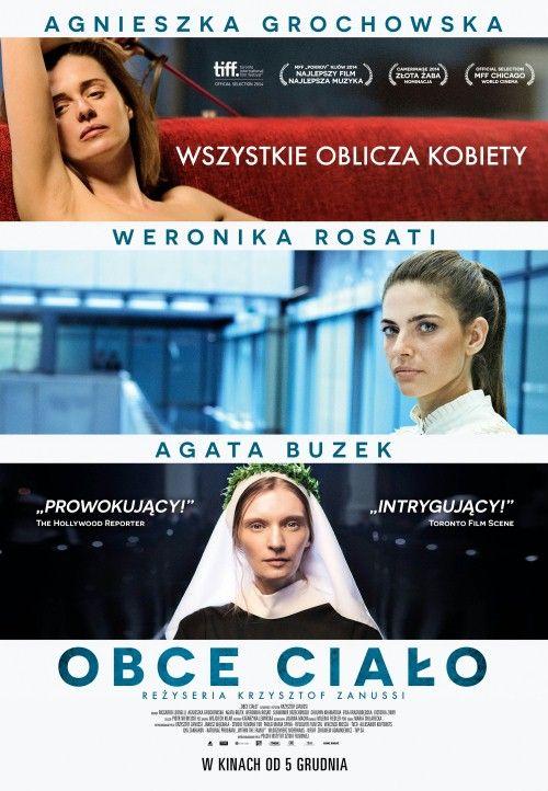 Obce ciało (2014) - Filmweb