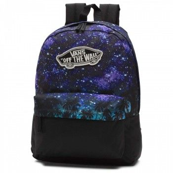 Vans on the Wall galaxy backpack