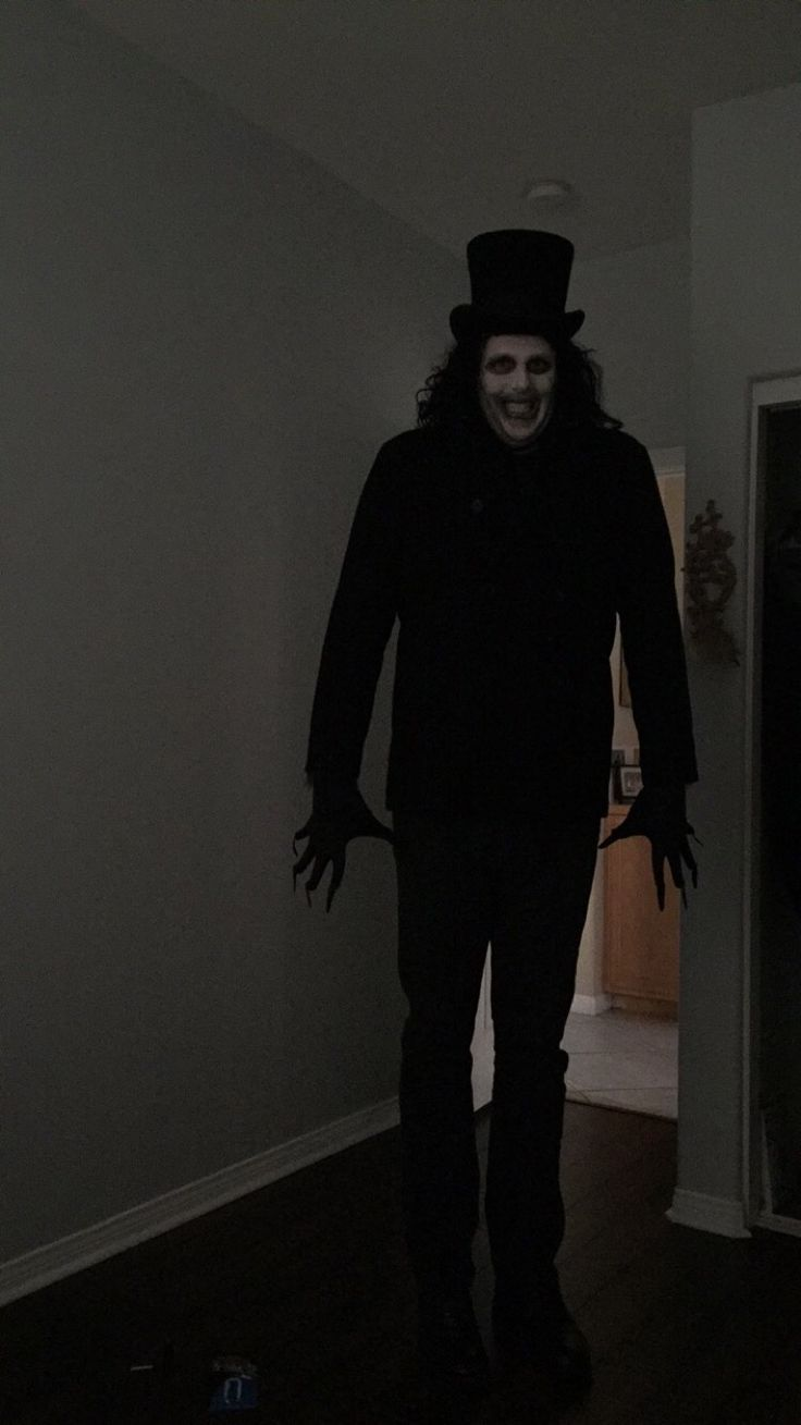 babadook costume costume creepy costumes halloween