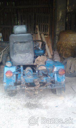 Malotraktor - 1