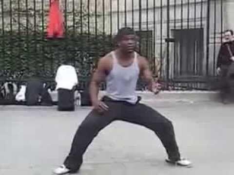 Фантастический танец, который взорвал интернет