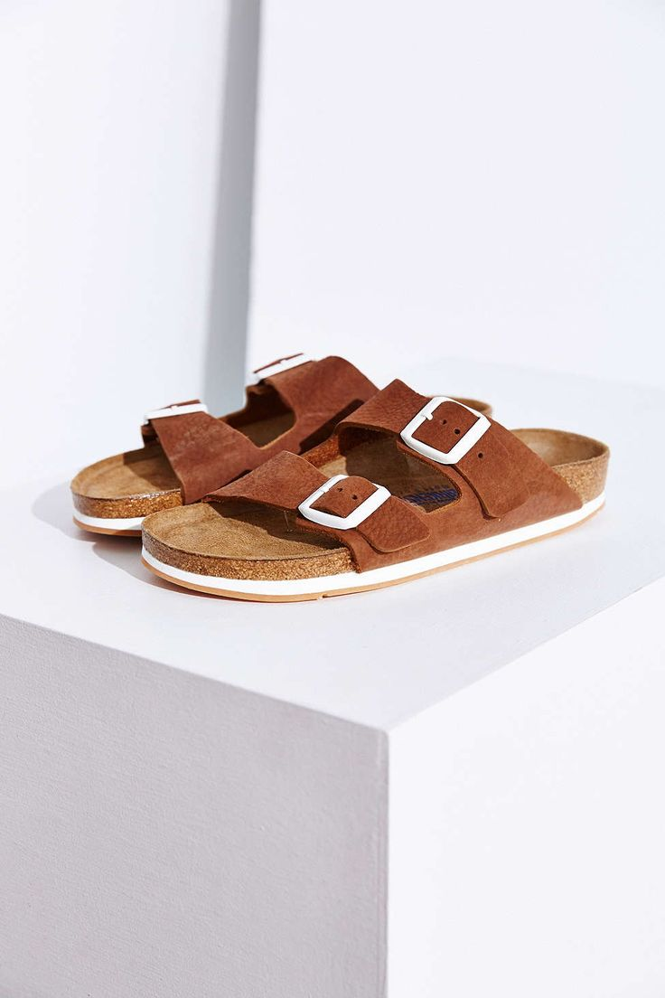 birkenstock arizona sport sandal soft footbed