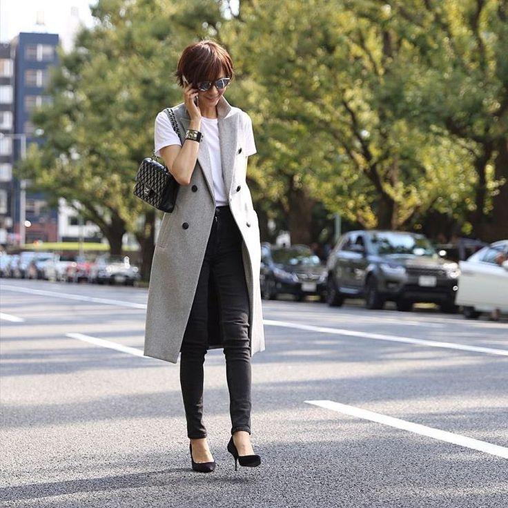 いいね!3,343件、コメント8件 ― TOMIOKA YOSHIKO OFFICIALさん(@yoshikotomioka)のInstagramアカウント: 「#outfit」