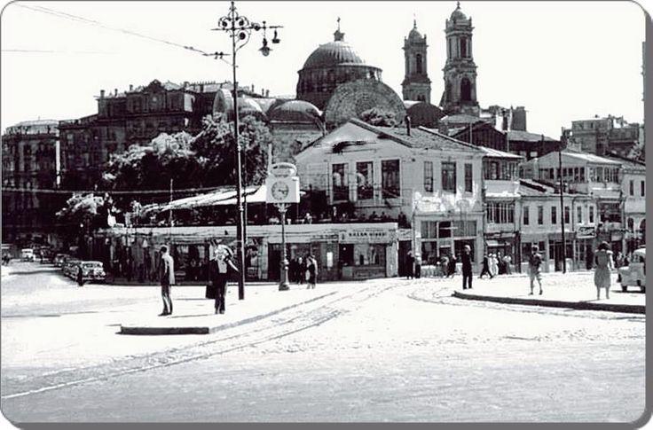 Taksim Istanbul 1950