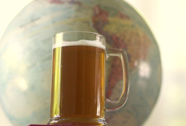 The most popular beers from 35 countries