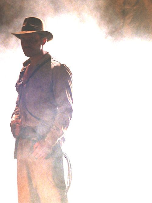 Indiana Jones and the Temple of Doom - Harrison Ford