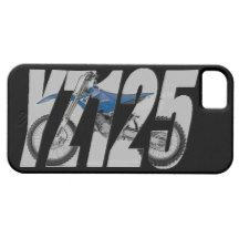 2013 YZ125 iPhone SE/5/5s CASE