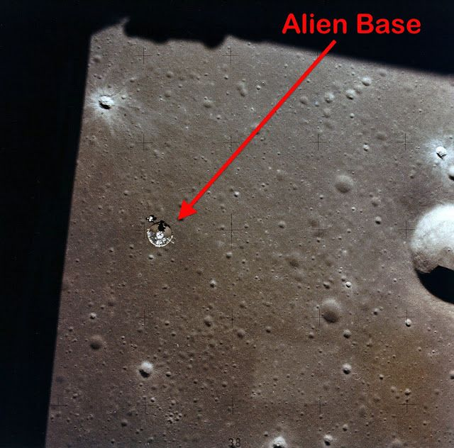 UFO Photos Released By NASA Taken By Astronauts, Pilot ...