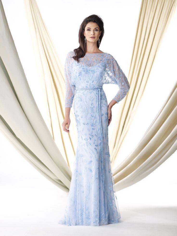 230 best images about mother of bride groom dresses on for Dolman sleeve wedding dress
