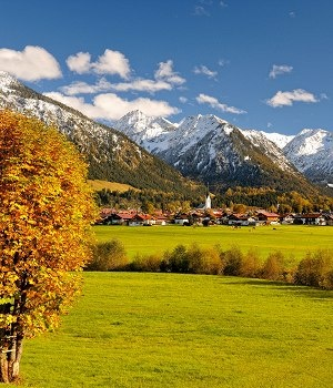 Oberstdorf  - simply gorgeous Bavaria!