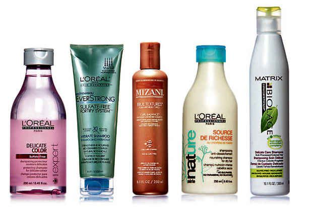 Use sulfate-free hair products. (Maybe.) | How To Keep Dyed Red Hair Actually Red