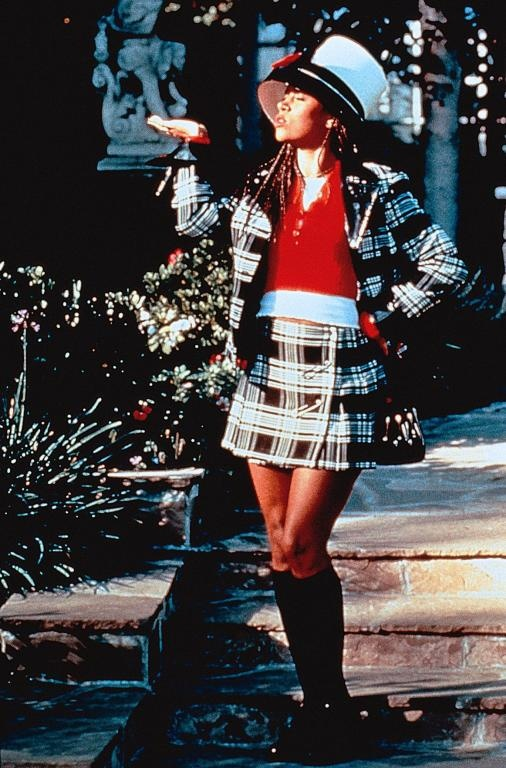 Stacey Dash (as Dionne Davenport) in Clueless (1995) #clueless #1995 #90smovies #StaceyDash