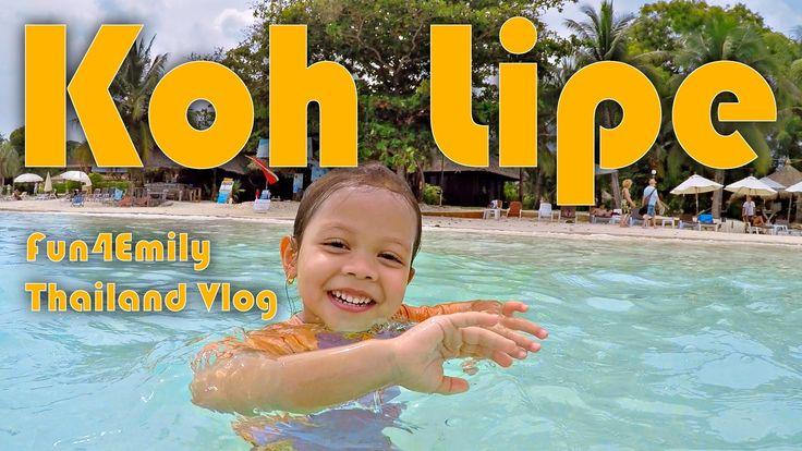 explore koh lipe with fun4emily thailand amazingthailand