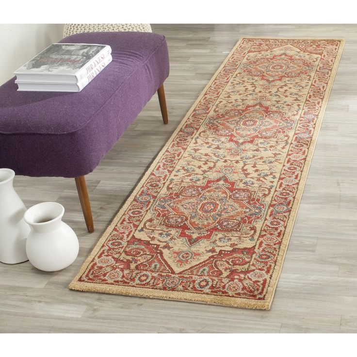 Safavieh Mahal Red Natural Rug X Ping Great Deals On Runner Rugs