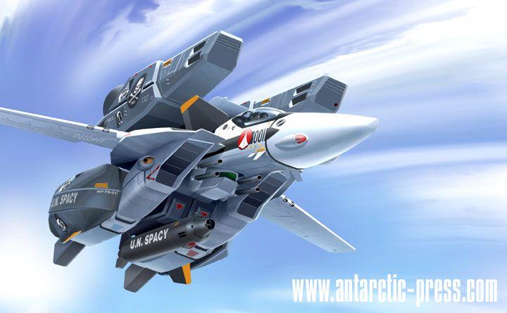 """VF-1S """"Skull One"""""""