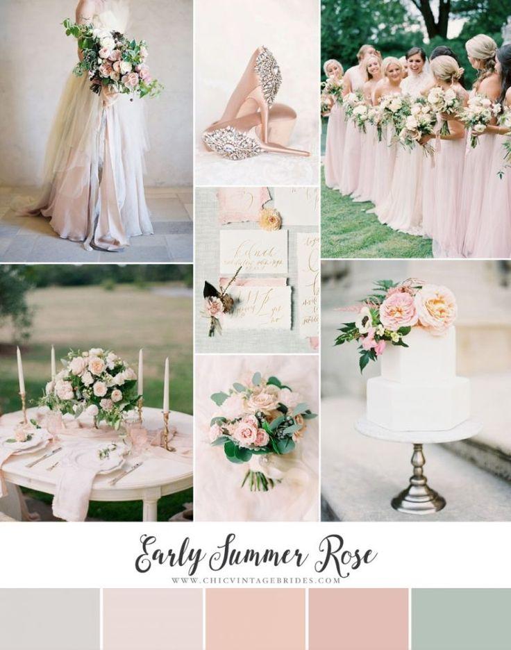 Early Summer Rose – Romantische bruiloftinspiratie in de zachtste roze tinten