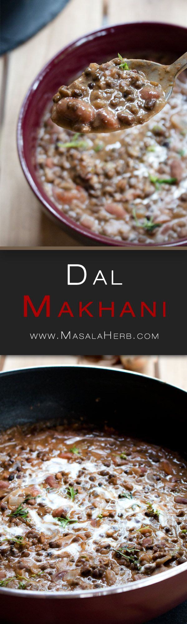 641 best vegetarian indian food images on pinterest indian recipes dal makhani recipe how to make dal makhani curry video spiced indian butter forumfinder