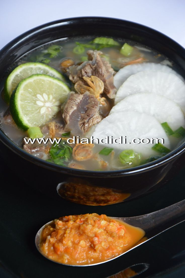 Diah Didi's Kitchen: Inspirasi Menu Buka Puasa Hari ke 20 ..Soto Bandung