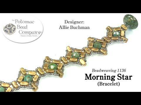 Morning Star Bracelet (Tutorial) - YouTube