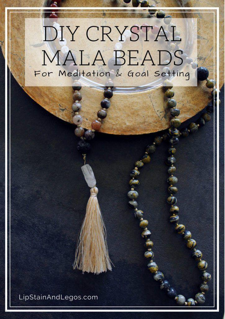 26+ How to make mala beads ideas