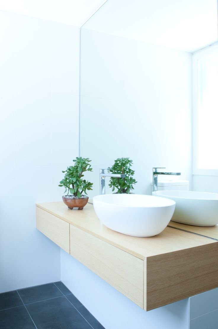 Asian inspired Bathroom. Brooke Aitken Design
