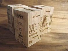 Las 25 mejores ideas sobre dise o del men de cafeter a en for Bar madera sevilla