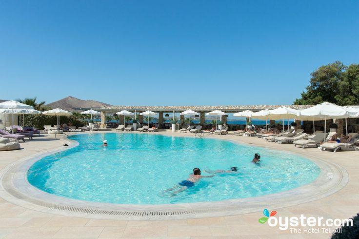The Pool at the Saint Andrea Seaside Resort