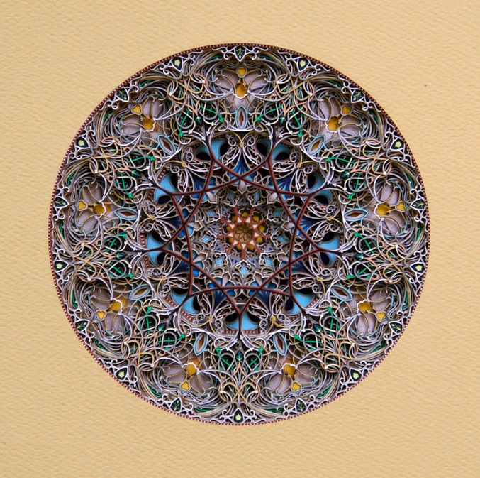 Best Eric Standley Paper Architect Images On Pinterest - Beautiful laser cut paper art eric standley