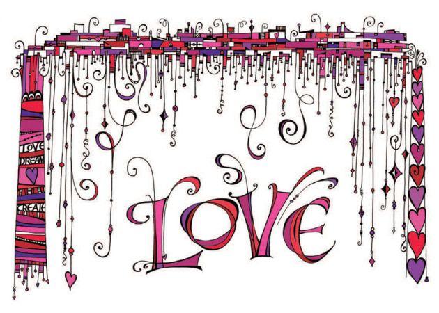 Love Dangles by Zeninspiration