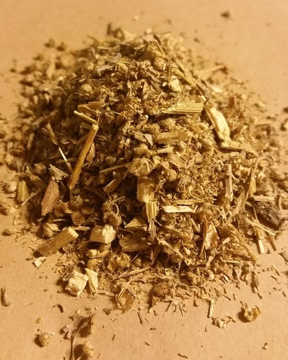 Wormwood Magickal Properties: Psychic Powers, Protection, Love, Calling Spirits by Magick & Wyld on Etsy